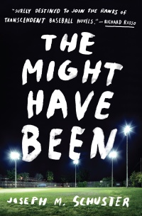 Cover art for THE MIGHT HAVE BEEN